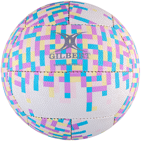 Gilbert Netball Supporter Block Size 5