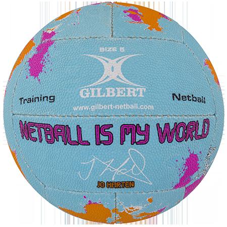 Gilbert Netball Signature Jo Harten Main