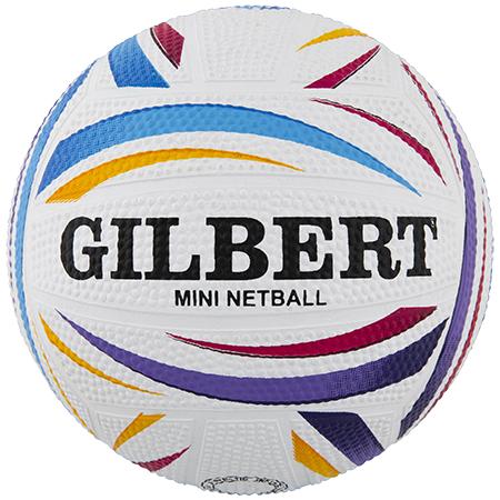 Gilbert Netball Netball World Cup APT Mini Main copy