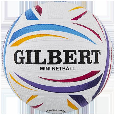 Gilbert Netball Netball World Cup APT Mini Main copy