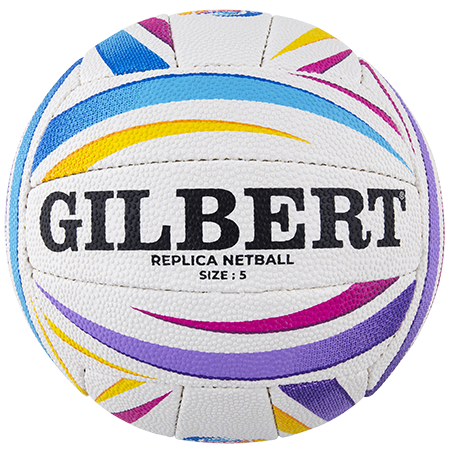 Gilbert Netball Netball World Cup Replica Ball Main copy