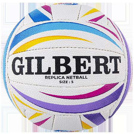 Gilbert Netball Netball World Cup Replica Ball Main copy
