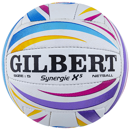 Gilbert Netball Netball World Cup Replica Match Ball Main copy