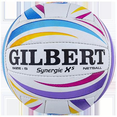 Gilbert Netball Netball World Cup Replica Match Ball Main copy