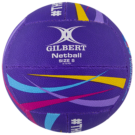 Gilbert Netball Netball World Cup Supporter Ball Main copy