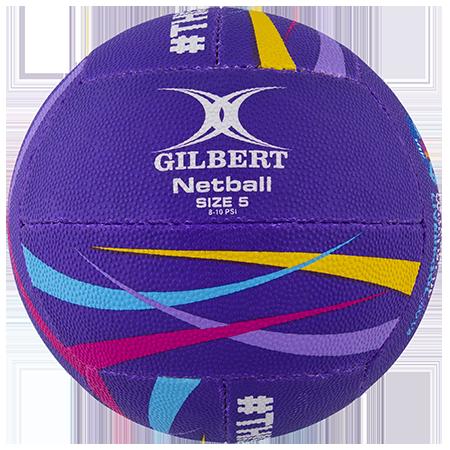 Gilbert Netball Netball World Cup Supporter Ball Main copy