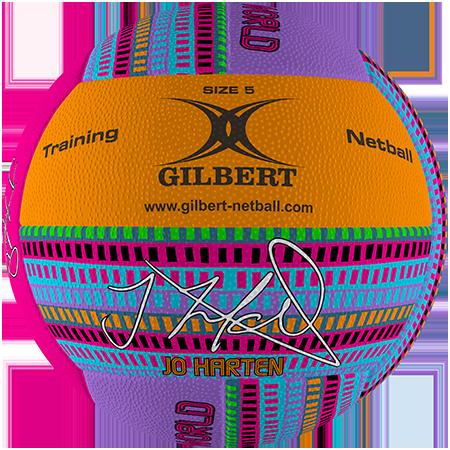 Gilbert Netball Signature Jo Harten 2019 Primary