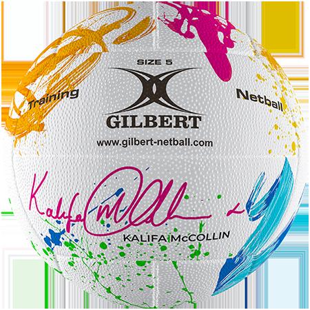 Gilbert Netball Signature Kalifa McCollin, Primary
