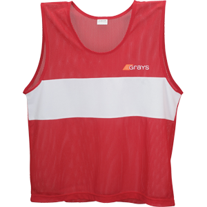 Training Bib Red