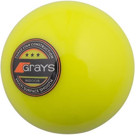 Grays Hockey Indoor Yellow