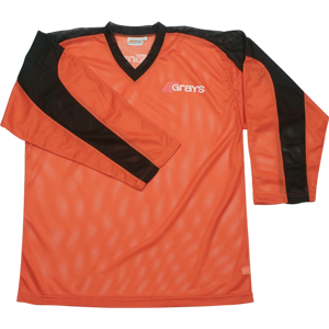 G200 Goalie Smock Orange Black