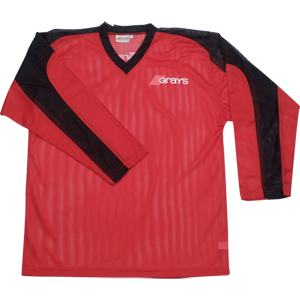 G200 Goalie Smock Red Black