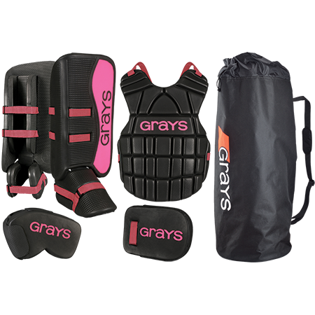 Grays Hockey G90 Range Black Pink
