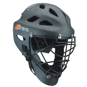 G600 Goalie Helmet Black