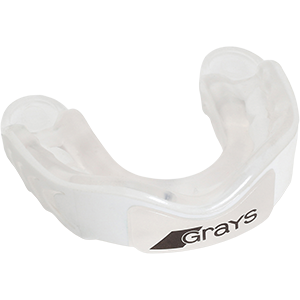 G5000 Trio White Clear Mouthguards