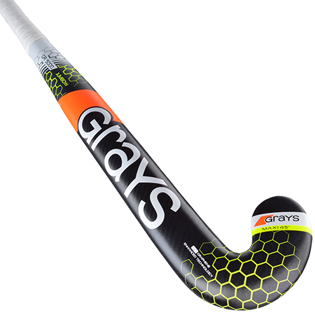 Grays Hockey GR5000 Jumbow Blk Yell Main