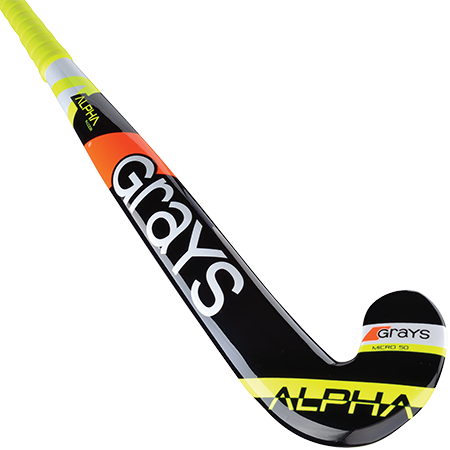 Grays Hockey Alpha Yellow Main
