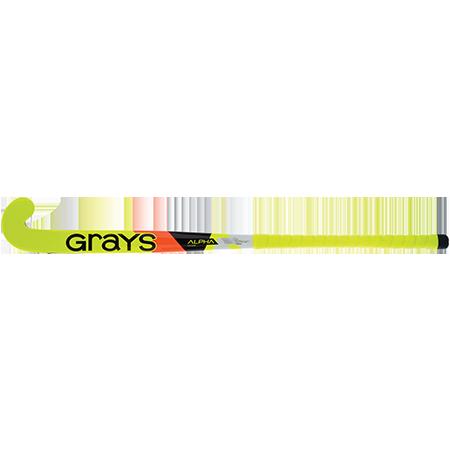Grays Hockey Alpha Yellow, Face