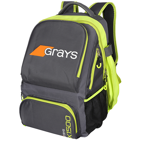 Grays Hockey GX150 GRY LIM SEN VIEW 1