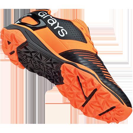Grays Hockey GX12000 Orange Black Display