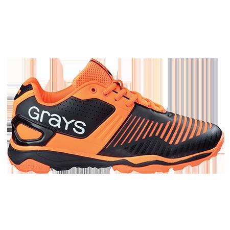 Grays Hockey GX12000 Orange Black Outer