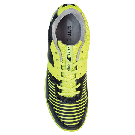 Grays Hockey GX550 Yellow-Black Top