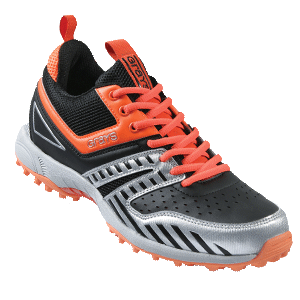Grays Hockey G500 Black Orange Shoe