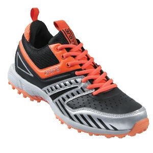 Grays Hockey G500 Black Orange Shoe