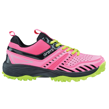 Grays Hockey G500 Jnr Pink-Lime Outer