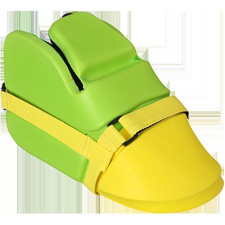 Grays Hockey Goalie G100 Kicker Lime - Neon Yellow