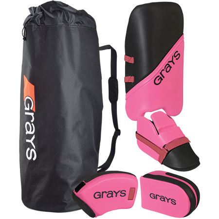 Grays Hockey Set G100 JUNIOR Black Pink
