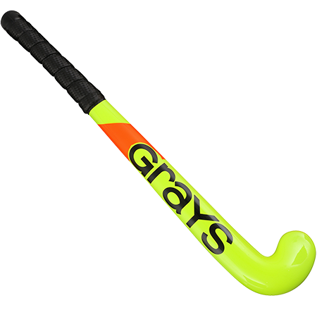 Grays Hockey STICK 18 - NEON YELLOW