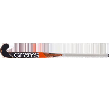 Grays Hockey Kn8000 Pb-x Orange, Face