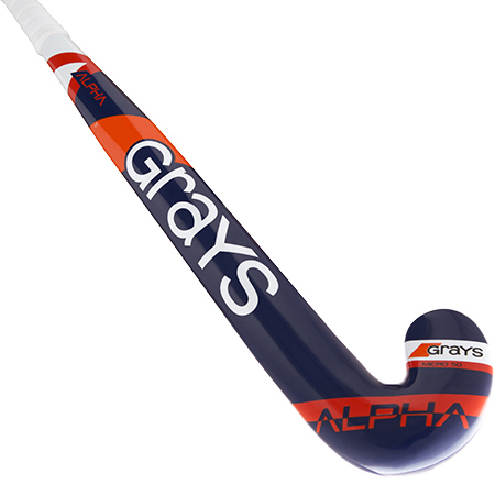 Grays Hockey Alpha Ub Mic Nv_f Red Main