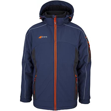 Grays Hockey Clothing Vector Padded Dark Navy Unisex, Front