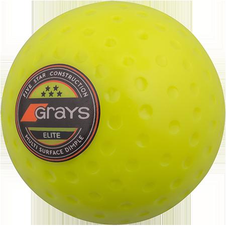 Grays Hockey Elite Yellow