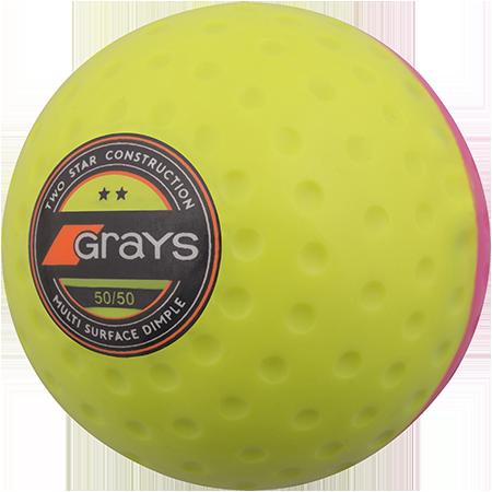Grays Hockey 50_50 Pnk_yellow