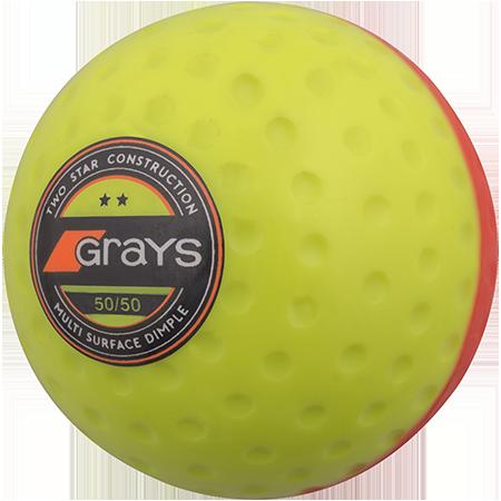 Grays Hockey 50_50 Yellow_orange