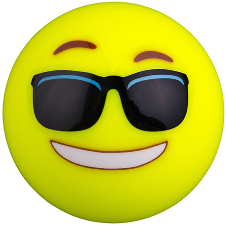 Grays Hockey Emoji Smiling Glasses