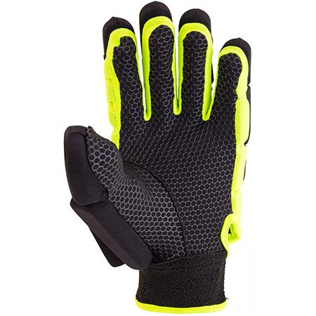 Grays Hockey G600 Proflex Neon_black, Palm