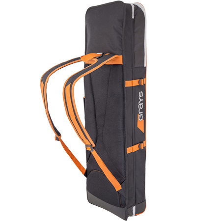 Grays Hockey Gr800 Blk_orange Back