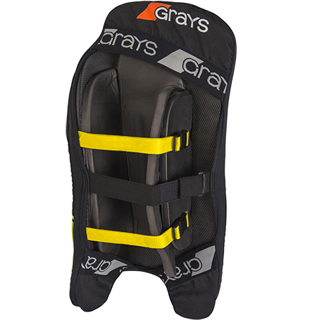 Grays Hockey Nitro Indoor Pad Covers Back