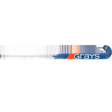 Grays Hockey Composite Sticks Gr10000 Db Mx Black_silver, Front