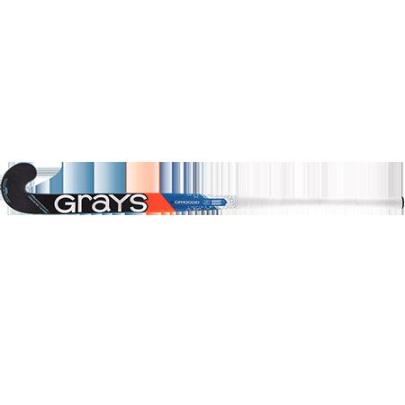 Grays Hockey Composite Sticks Gr10000 Jb Mx Black_silver, Face