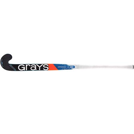 Grays Hockey Composite Sticks Gr1000 Jb Mx Black_silver, Face
