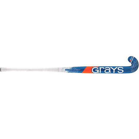 Grays Hockey Composite Sticks Gr1000 Jb Mx Black_silver, Front