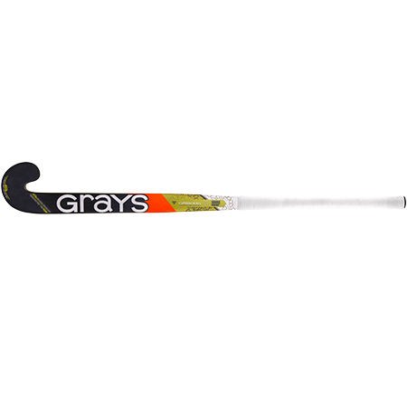 Grays Hockey Composite Sticks Gr8000 Jb Hk Yellow_navy, Face