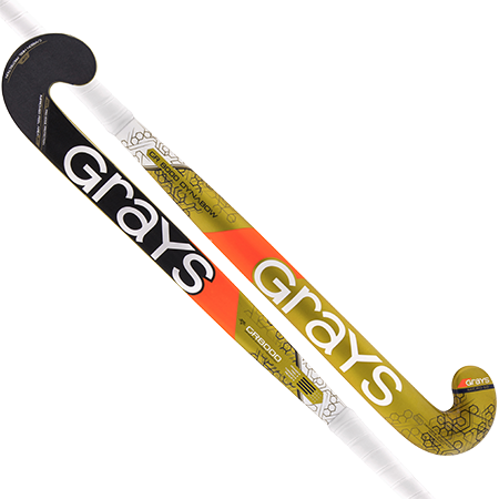 Grays Hockey Composite Sticks Gr8000 Db Mc Yellow_navy Main