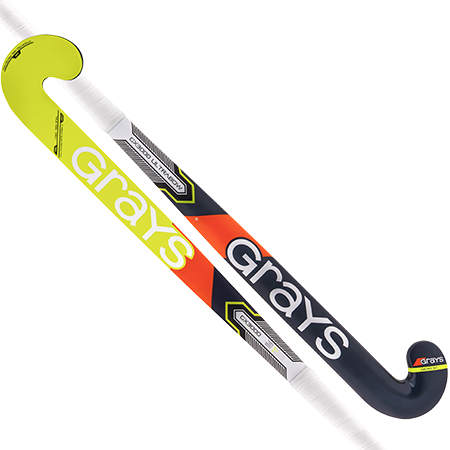 Grays Hockey Composite Sticks Gx3000 Ub Mc Navy_fluoro Yellow Main