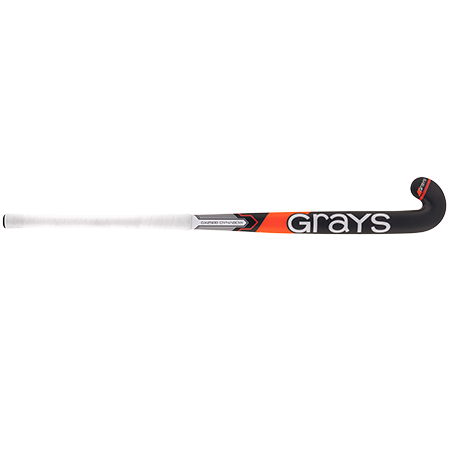 Grays Hockey Gx2500 Db Mc Grey_fluoro Red Front